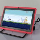 Red Q88 Android 4.0 tablet PC, Allwinner A13 1GHz, 7 inch Capacitive WiFi Webcam 512MB/4GB