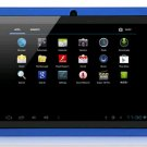 7 inch HDMI best Q88 Google Android 4.0 DDR3 512MB Capacitive Tablet Blue 2013 Xmas gift