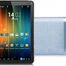 "Best high quality 7"" Dual Core Tablet PC 512MB 4GB Dual camera VIA 8880 Blue 2013 Xmas present"