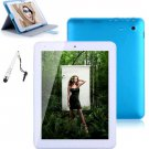8 inch Android 4.1 ATM7029 Quad Core 16GB 1024*768 Dual Camera HDMI Tablet Blue 2013 Xmas gift