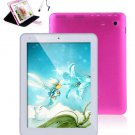 Pink 8 inch Andorid 4.1 ATM-7029 Quad Core HDMI Capacitive Screen Tablet 2013 Xmas gift