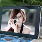 White 9 inch Android4.2 1GB Ram 8GBROM Dual Cameras WIFI HDMI Capacitive tablet 2013 Xmas Gift