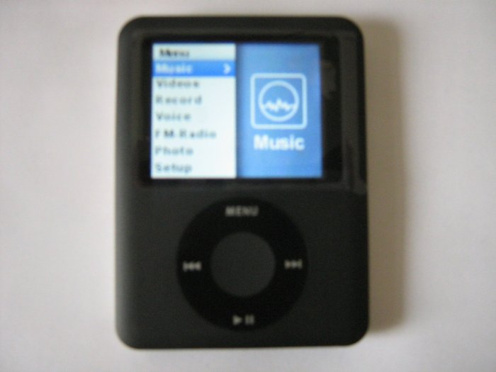 Cool 4GB NanoIII style mp4 player