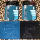 JEAN PAUL GAULTIER MEN'S TRAVEL SET 2 EDT SPRAYS, SHOWER GEL & BALM PACKETS NEW!