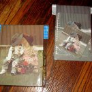 DIARY (LOCKING), NOTEBOOK & MEMO SET, ALL MATCHING. ADORABLE THEME, SEALED WRAP