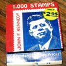 VINTAGE MATCHBOOK FEATURING JOHN F. KENNEDY ON COVER, NEVER USED MINT CONDITION!