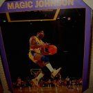 Magic Johnson 1988 NBA Lakers Finals Framed 16 X 20 Picture in Glass COLLECTIBLE