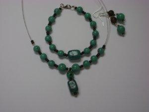 Turquoise Bead Set