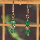 Paisley-Green Dollar Deal Earring Set