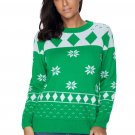 Green 3D Christmas Sweater