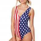 The Stars and Stripes Beach Maillot Swimsuit