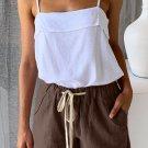 Khaki Faylin Shorts