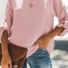 Pink Take Note Blouse