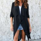 Black Make My Way Lightweight Jacket