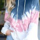 Pink Demi Tie Dye Hoodie