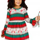 Grinch Stole Christmas Little Girl Dress