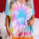 Twist Tie Dye Pajamas Set