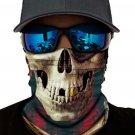 Pirate Skull Sun UV protection Face Mask