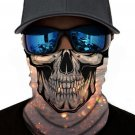 Skull Sun UV protection Face Mask