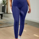 Blue Perfect Shape Leggings