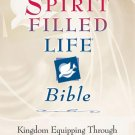 NKJV - New Spirit Filledlife Bible - Hardcover