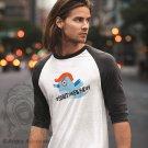 #SHUTtheF&%Kup! Tweet Shirt, White and Dark Heather Gray (S-2XL)