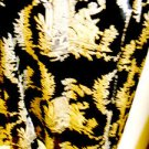 Romantic Dupioni Silk Skirt Size 12 Large Pastoral Scene StudioM New NWOT