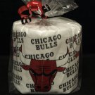 Chicago Bulls Heat Pressed Toilet Paper