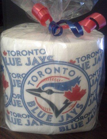 Toronto Blue Jays Heat Pressed Toilet Paper