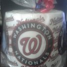 Washington Nationals Heat Pressed Toilet Paper