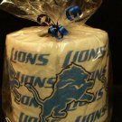 Detroit Lions Heat Pressed Toilet Paper