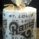 St. Louis Rams Heat Pressed Toilet Paper