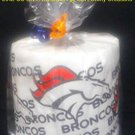 Denver Broncos Heat Pressed Toilet Paper