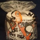Pittsburgh Penguins Heat Pressed Toilet Paper