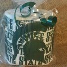 Michigan State Spartans Heat Pressed Toilet Paper