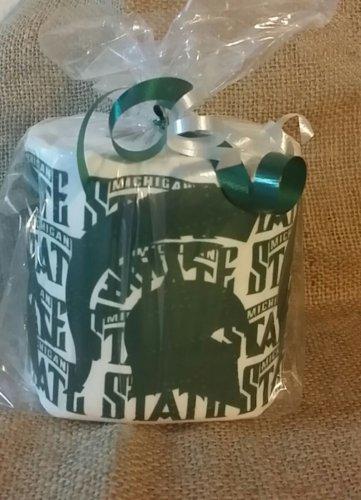 Michigan State Spartans Heat Pressed Toilet Paper