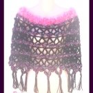 DIVA Poncho Pattern #52 by Designer Cindy Kamps