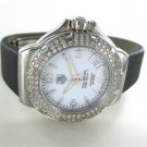 TAG HEUER LADIES FORMULA 1 WAC 1215-0 STAINLESS STEEL WATCH 120 DIAMONDS DATE