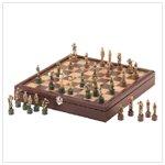 #37130 Army Chess Set