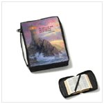 #36630 Thomas Kinkade bible Cover