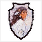 28398 Arrowhead Wall Clock