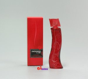 Mini Miniature Perfume INTENSO by Cafe EDT 4ml