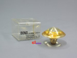 Miniature Mini Perfume BOND James Bond EDT 4ml