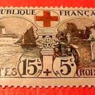 "France B11 SP9 ""Hospital Ship and Field Hospital"" 1918"