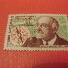 """French Southern and Antarctic Territory Scott #21 A8 25fr. Dec.26,1961 """"Charcot"""""""