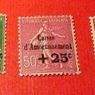 France Set B31-B33 SP20,22,23 Oct.1,1929 Mint-NH-OG