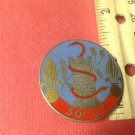 Vintage Enameled French Militaire pin by Drago G1754