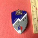 Vintage Enameled French Military Pin by Drago G2654