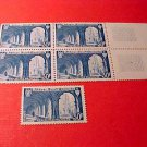 France Scott set #649 Abbey Type of 1949 M/NH/OG 30fr