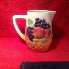 Antique St. Clement Fruit Basket Pitcher Circa 1900 #71